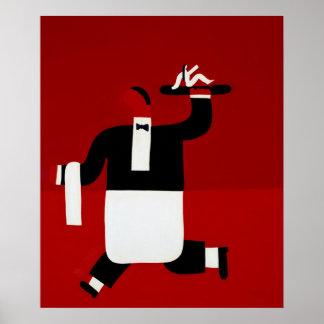 The Waiter 1998 Poster