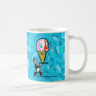 The Waiter. Coffee Mug