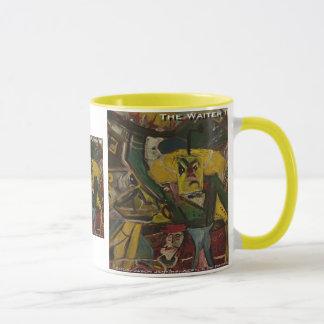 the waiter III Mug