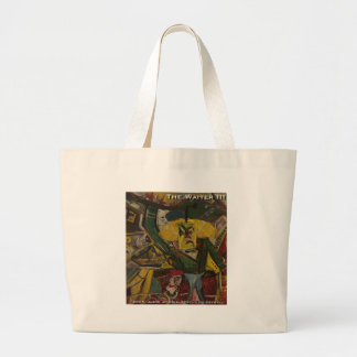 the waiter III Tote Bags
