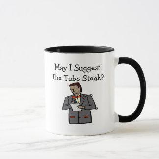 The Waiter Mug