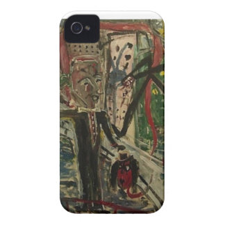THE WAITER OF CANNIBALS Case-Mate iPhone 4 CASE