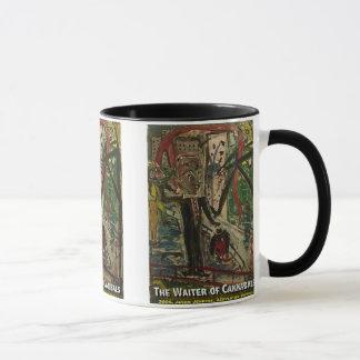 the waiter of cannibals  mug