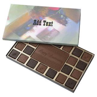 The waiting room 45 piece box of chocolates