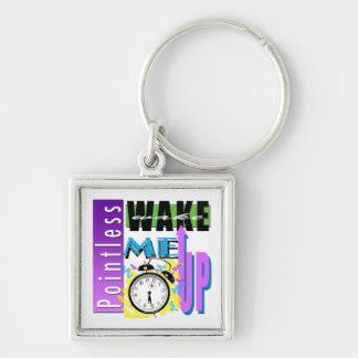 The Wake Me Up Keychain