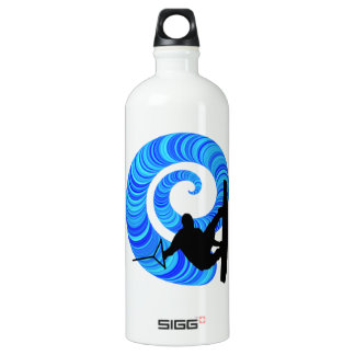 THE WAKEBOARD KEEPER WATER BOTTLE