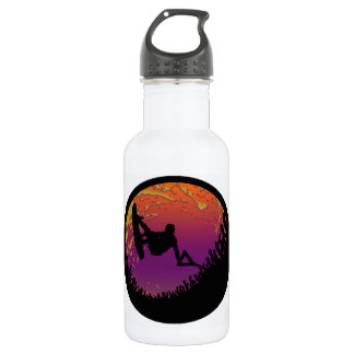 THE WAKEBOARD SCARECROW WATER BOTTLE