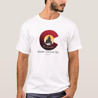 The Waldo Canyon Fire T-Shirt