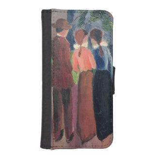 The Walk, 1914 iPhone SE/5/5s Wallet Case