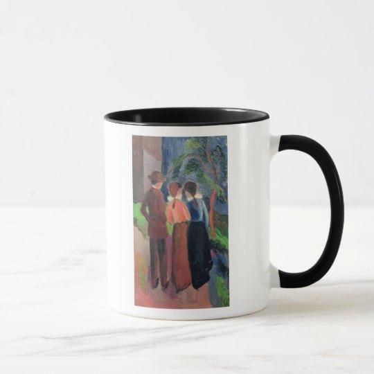 The Walk, 1914 Mug