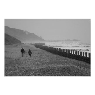 THE WALK BACK FROM CROMER POSTER
