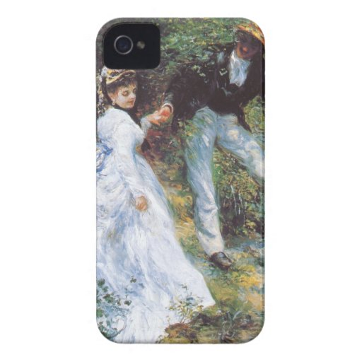 The walk by Pierre Renoir Blackberry Bold Case