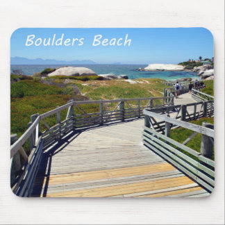 The walk down toward Boulders Beach near Cape Town Mouse Pad