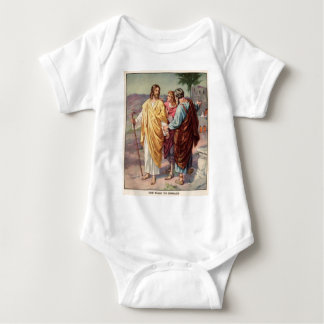 The walk to emmaus baby bodysuit