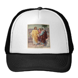 The walk to emmaus trucker hats