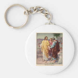 The walk to emmaus keychain