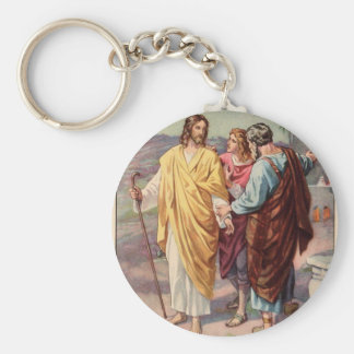 The walk to emmaus key chains