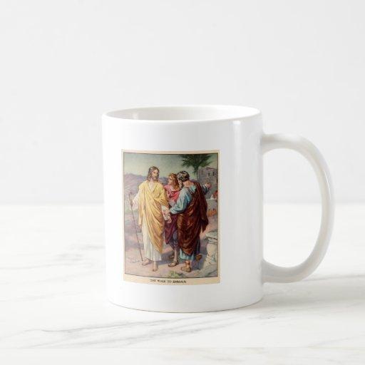 The walk to emmaus mug