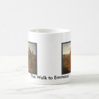 The Walk to Emmaus Classic White Coffee Mug