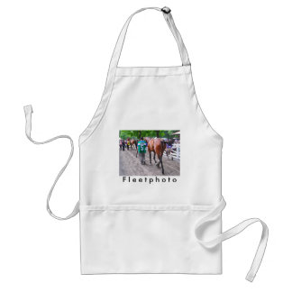 The Walk to the Paddock Aprons