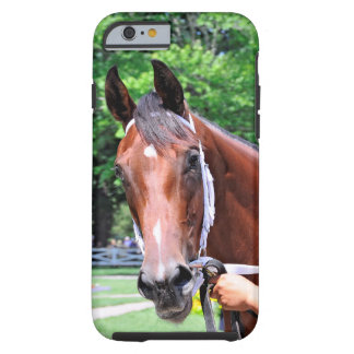 The Walk to the Paddock Tough iPhone 6 Case
