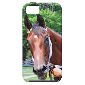 The Walk to the Paddock iPhone 5 Cover