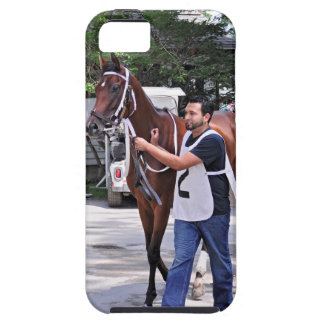 The Walk to the Paddock iPhone 5/5S Cases