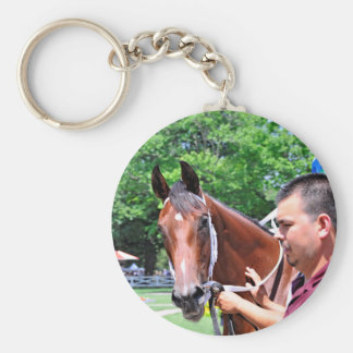 The Walk to the Paddock Keychains