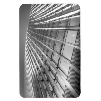 The Walkie Talkie Abstract Magnet