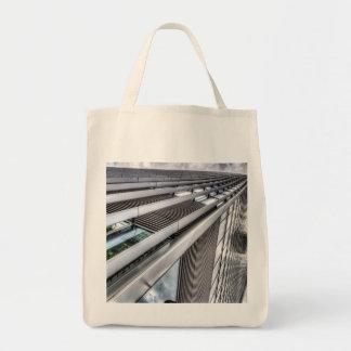 The Walkie Talkie London Tote Bags