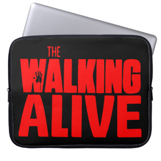 The Walking Alive Laptop Sleeve