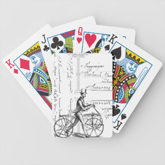 The Walking Bicycle Bicycle Playing Cards