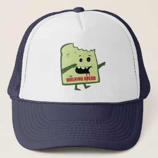 The Walking Bread Trucker Hat