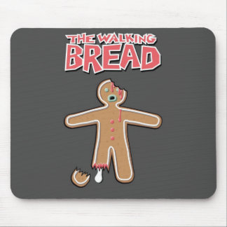 The Walking Dead Gingerbread man Mouse Mat Mouse Pad