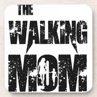 The Walking Mom Drink Coaster