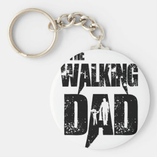 The Walking Mom Keychain