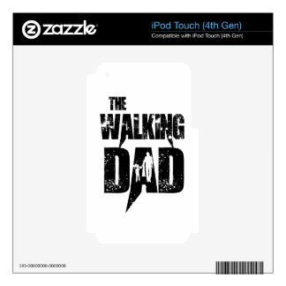 The Walking Mom Skin For iPod Touch 4G