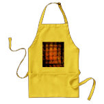 The Wall Abstract Art Apron