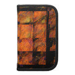 The Wall Abstract Art Folio Planner