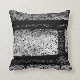 The wall. BW.Pillow.2015 By Frank Mothe