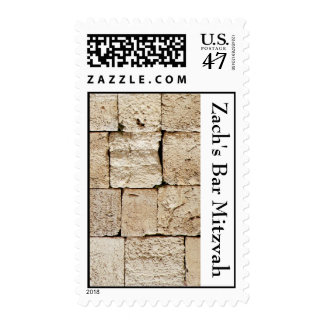 The Wall Customizable Postage Stamp