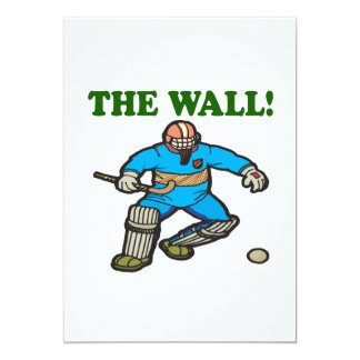 "The Wall 5"" X 7"" Invitation Card"