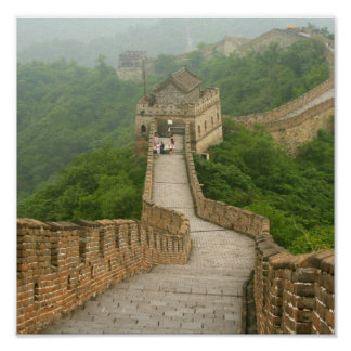 The Wall Of China Posters