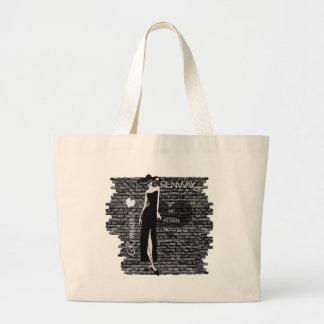 The Wall Series Jumbo Tote Bag