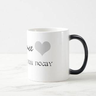 The Wall Series 11 Oz Magic Heat Color-Changing Coffee Mug