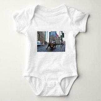 The Wall St Bull T-shirt