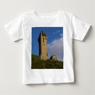 The Wallace Monument Stirling Scotland Baby T-Shirt
