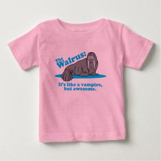 The Walrus Vampire Baby T-Shirt