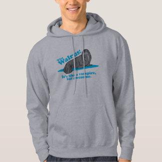 The Walrus Vampire Hoodie