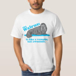 The Walrus Vampire T-shirts